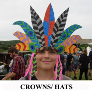 crowns hats
